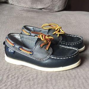 Oshkosh Like New Boat Shoes